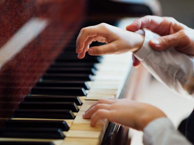 피아노·키보드 레슨