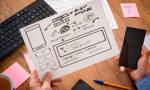 모바일앱·웹 디자인