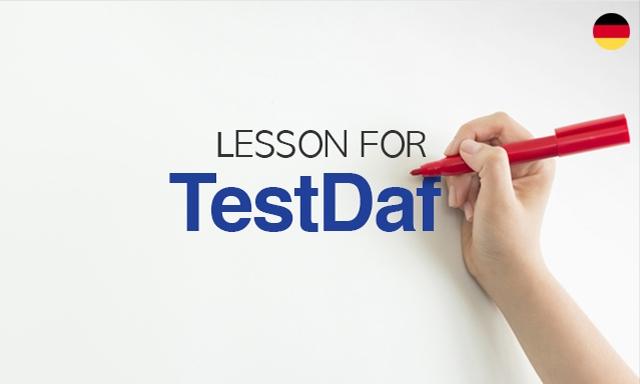 TestDaF 과외