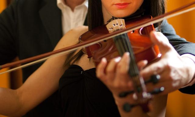 바이올린 레슨