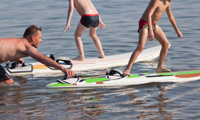서핑 레슨