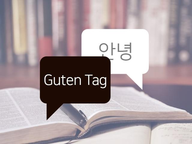 독일어 번역