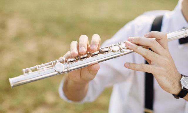 플룻 레슨